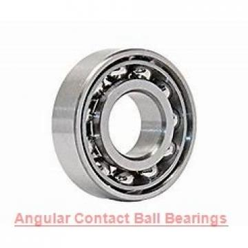 75 mm x 115 mm x 20 mm  NSK 75BNR10S angular contact ball bearings