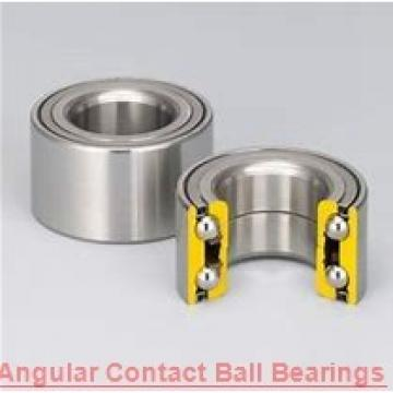 90 mm x 125 mm x 18 mm  FAG B71918-C-2RSD-T-P4S angular contact ball bearings