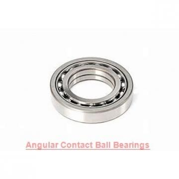 42 mm x 84 mm x 34 mm  ISO DAC42840034 angular contact ball bearings