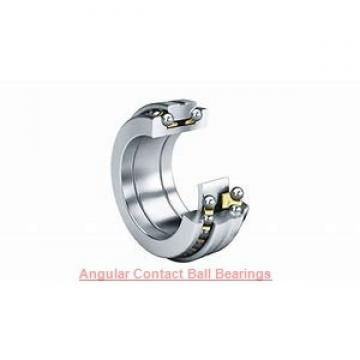 35 mm x 62 mm x 14 mm  NSK 35BNR10H angular contact ball bearings