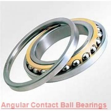 20 mm x 42 mm x 12 mm  SKF 7004 CE/HCP4AL angular contact ball bearings