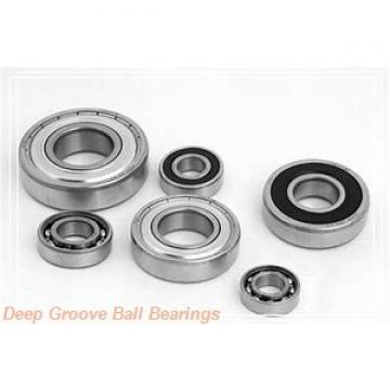 47,625 mm x 114,3 mm x 17,4625 mm  RHP MJ1.7/8-NR deep groove ball bearings