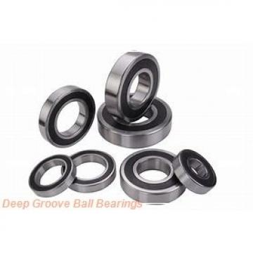 15 mm x 32 mm x 9 mm  KOYO 6002-2RU deep groove ball bearings