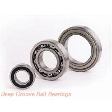 30 mm x 72 mm x 27 mm  ISO 62306-2RS deep groove ball bearings