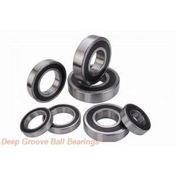 30 mm x 72 mm x 29 mm  NACHI UK306+H2306 deep groove ball bearings
