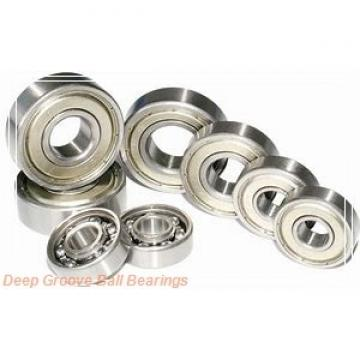 Toyana 63306-2RS deep groove ball bearings