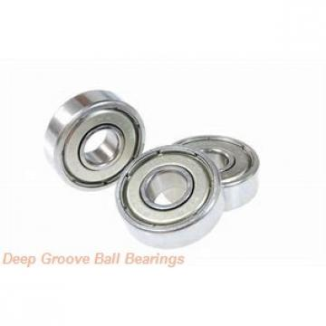 25,000 mm x 47,000 mm x 12,000 mm  SNR 6005E deep groove ball bearings