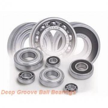 55 mm x 120 mm x 29 mm  CYSD 6311-Z deep groove ball bearings