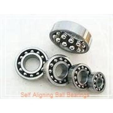 12 mm x 37 mm x 17 mm  ISB 2301 self aligning ball bearings